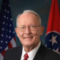 U.S. Senator Lamar Alexander, R